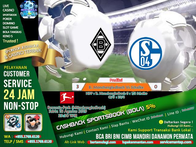 Prediksi B. Monchengladbach Vs Schalke - ituBola