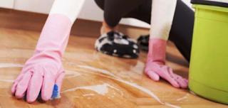 Tips Cara Membersihkan Keramik