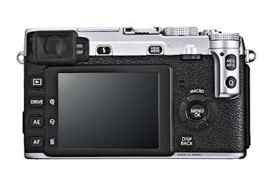 Fujifilm X-E1 Mirrorless Digital Camera Firmware Latest Driverをダウンロード