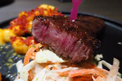 Bizen Okayama Wagyu Steakhouse, tri tip