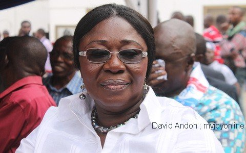 Frema Opare to lead Akufo-Addo's backroom staff as Chief of Staff