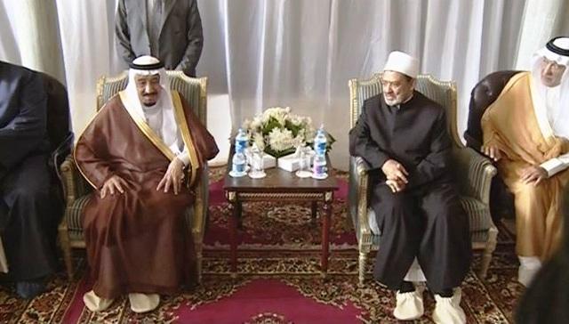 الازهر والسعودية :نشر الفكر الوسطي ومواجهة التطرف والارهاب