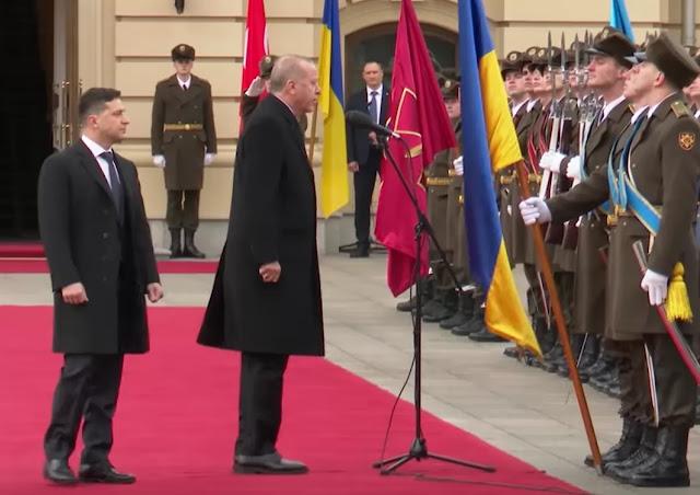 Слава украинцам, слава тюркам, слава европейцам!