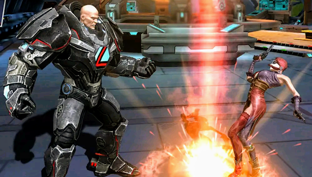 The Best Fighting Games On Android Mobile INJUSTICE GODS AMONGST US