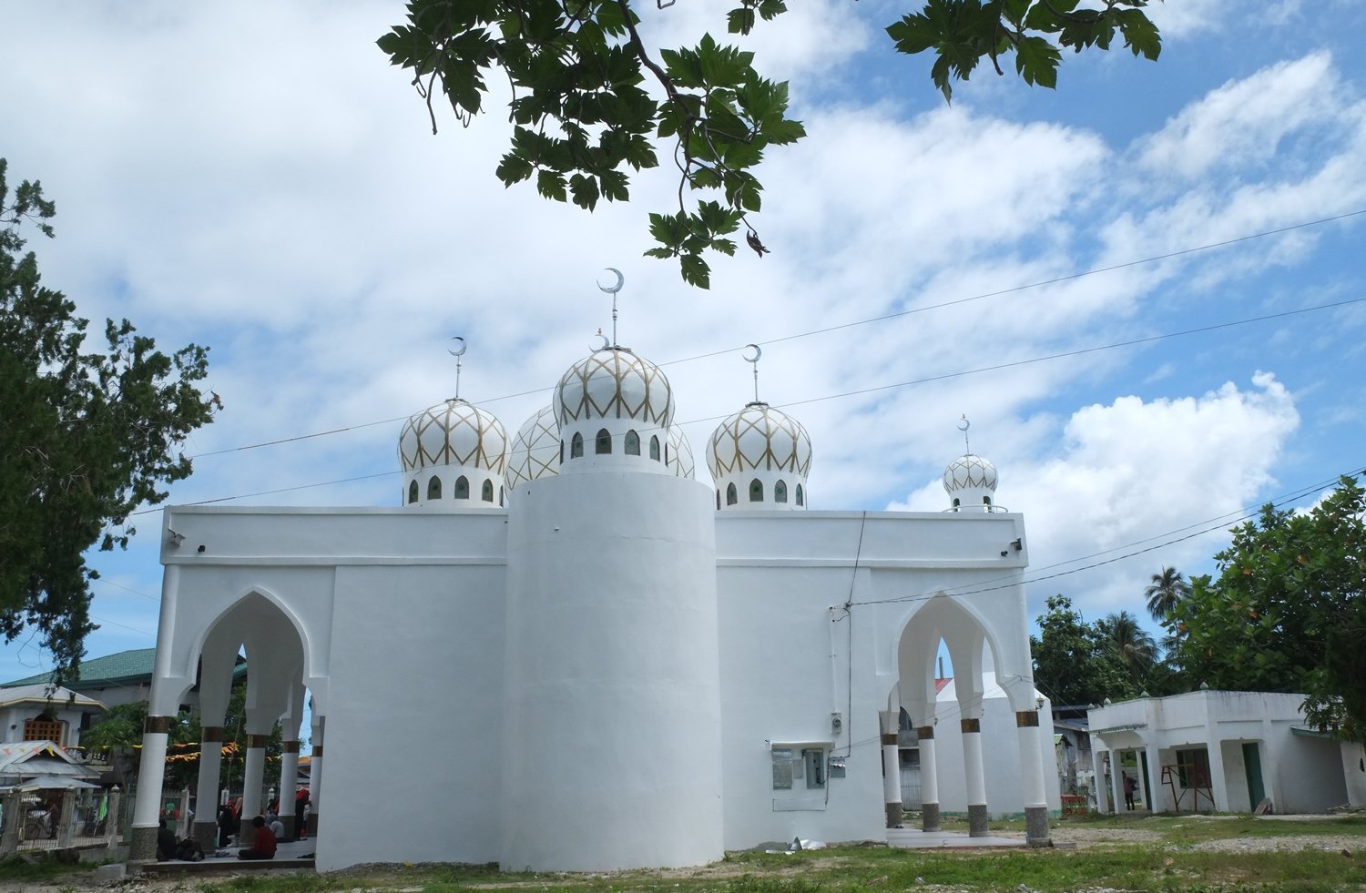 Masjid Sheikh Karimul Makhdum, the oldest mosque in the Philippines