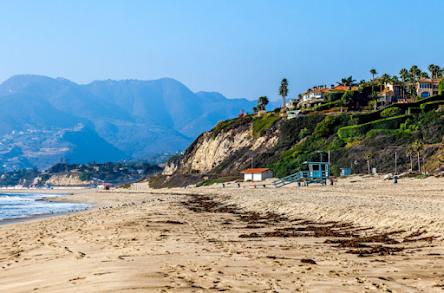 Best Beaches In Malibu