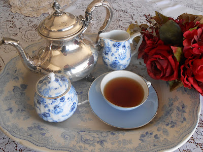 Tea Time Or a Coffee Break, Living From Glory To Glory Blog...