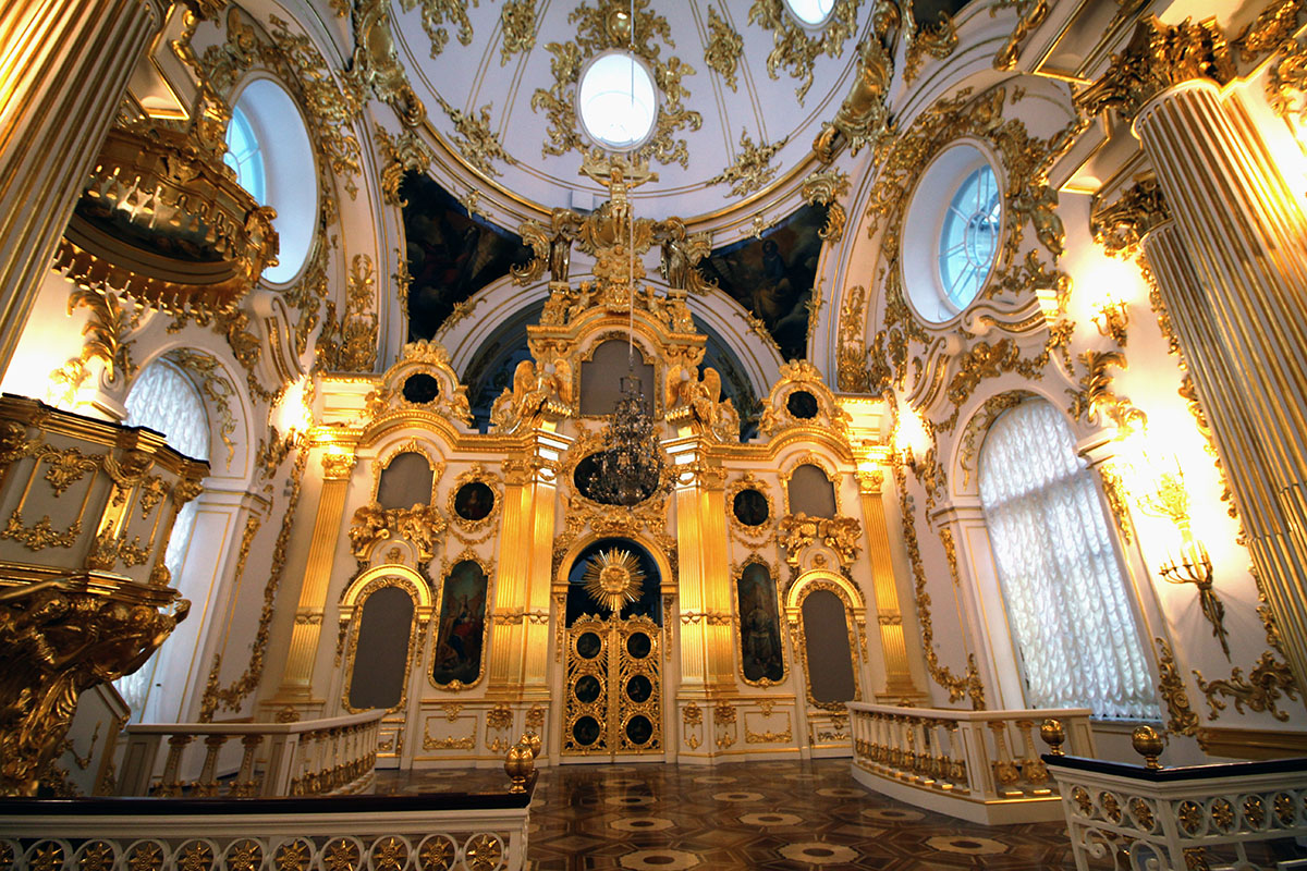 winter palace research easter in the cathedral. Black Bedroom Furniture Sets. Home Design Ideas