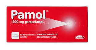 سعر ودواعى إستعمال دواء بامول Pamol للعصبية