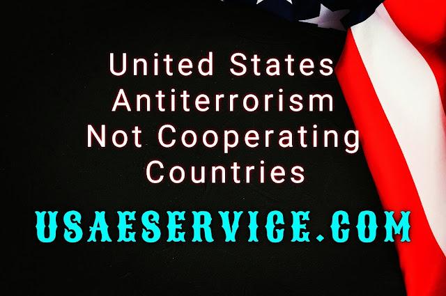 United States Action Plan On Antiterrorism