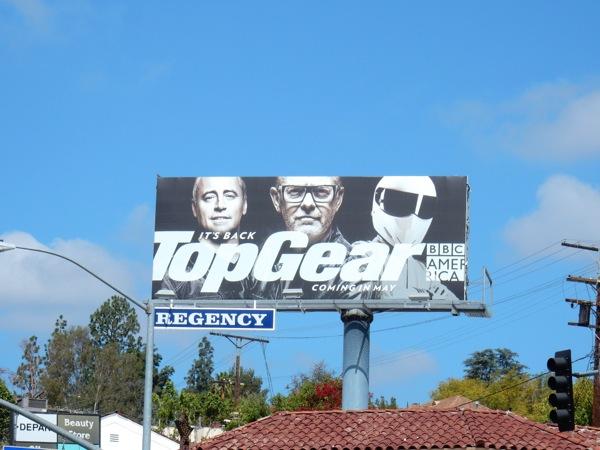 Top Gear season 23 billboard