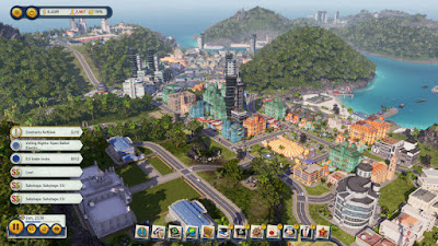 Tropico 6 Gameplay Linux