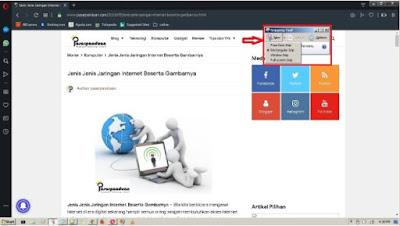 cara screenshot di laptop windows 7, 8 dan 10
