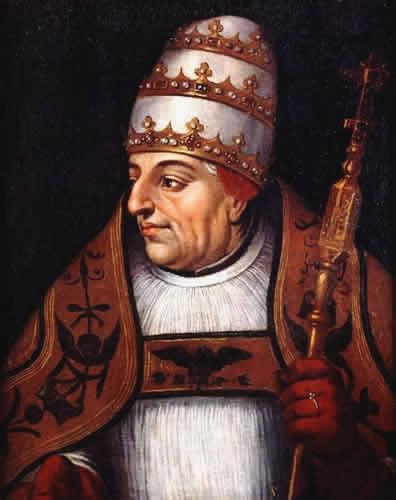 Alexandre VI, um dos piores papas.