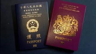Hong Kong says it'll ban all passenger flights from the united kingdom