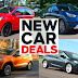 Best New Car Deals