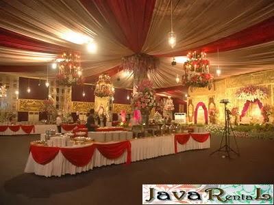 Sewa Alat Pesta Sewa Tenda Pernikahan Murah Jakarta Sewa