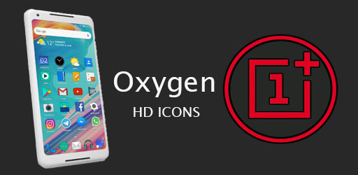 ONEPLUS OXYGEN ICON PACK HD FREE APK