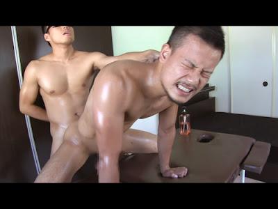 Tranny smoking masturbation