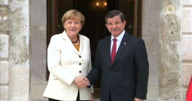 """Γερμανία και Τουρκία θα μας κάνουν """"αποθήκη"""" μεταναστών"""