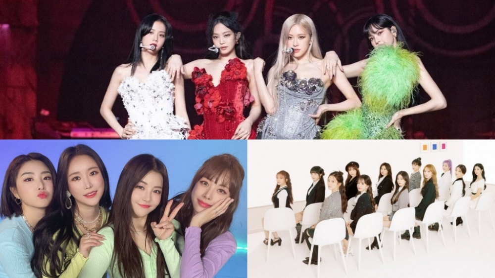 Still Led by BLACKPINK, These Are The Most Popular K-Pop Girl Group in March 2021