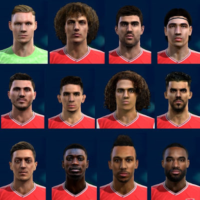 PES 2013 Modern Patch 2013 Season 2019/2020