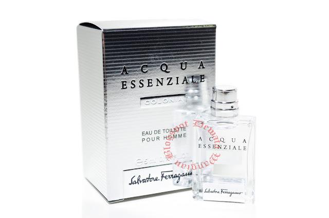 Salvatore Ferragamo Acqua Essenziale Colonia Miniature Perfume