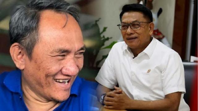 Ngaku Tak Pernah Ngemis Jabatan, AA Ungkap Moeldoko Bawa Map Menghadap SBY Minta jadi Ketum