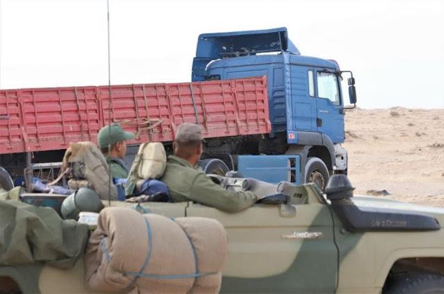 الجيش المغربي يُفشل تحركات عسكرية لانفصاليي البوليساريو شرق الجدار الأمني