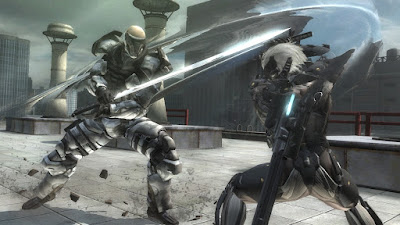 یاری بۆ پلهی ستهیشن Metal Gear Rising Revengeance ps3 torrent