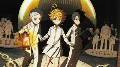 Yakusoku No Neverland Season 2 Dinobatkan Sebagai Anime Lanjutan Terburuk Yang Ada