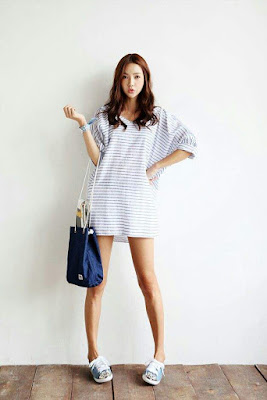 Outfit Coreano de moda