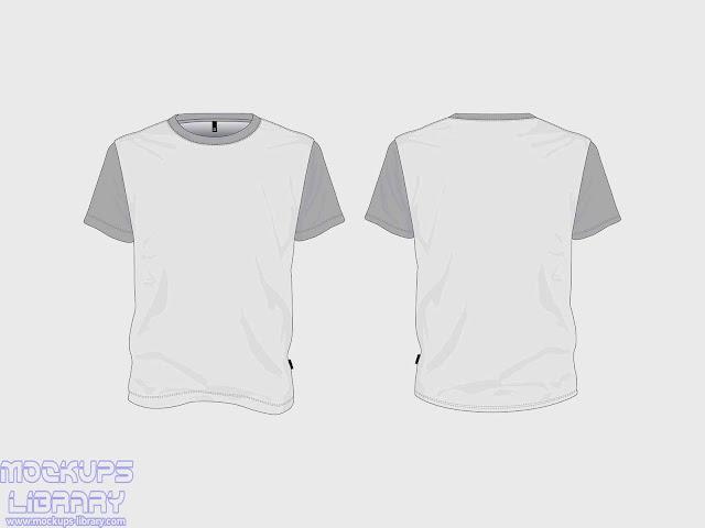 t shirt mockup ill