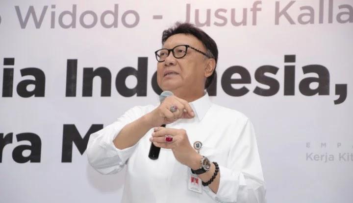 5 Gubernur Ketahuan Mau Ikut Pilpres, Menpan RB Ngamuk-Ngamuk!