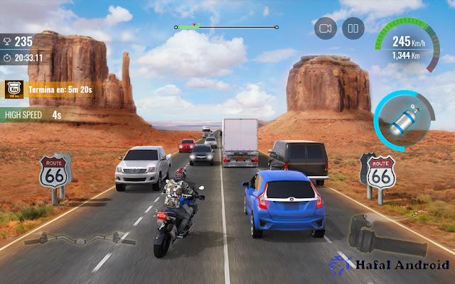 Moto Traffic Race 2 Android