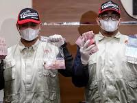 Pengacara News : Kepala BPJN XII Balikpapan ditahan (OTT) oleh KPK di Rutan Polres Jaktim