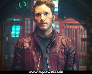 American Actor Chris Pratt