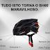 O primeiro capacete inteligente para ciclismo