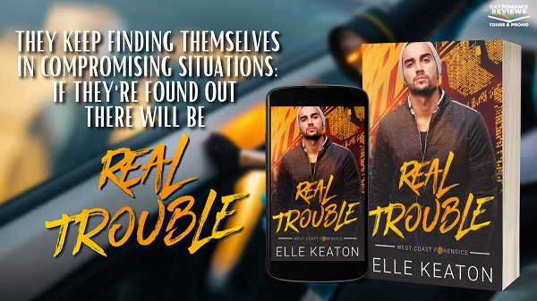 They keep finding themselves in compromising situations; if they're found out there will be Real Trouble.