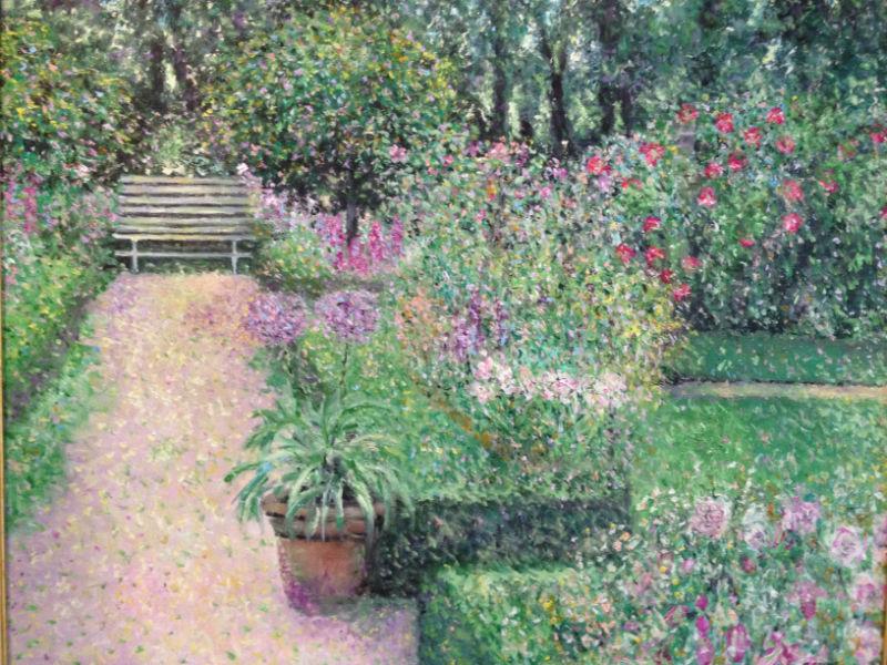 Le Jardin de mes rêves par Eliland