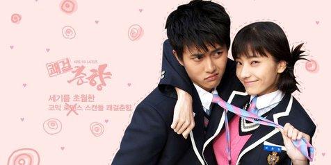 Sassy girl chun Hyang drama lawas yang lucu