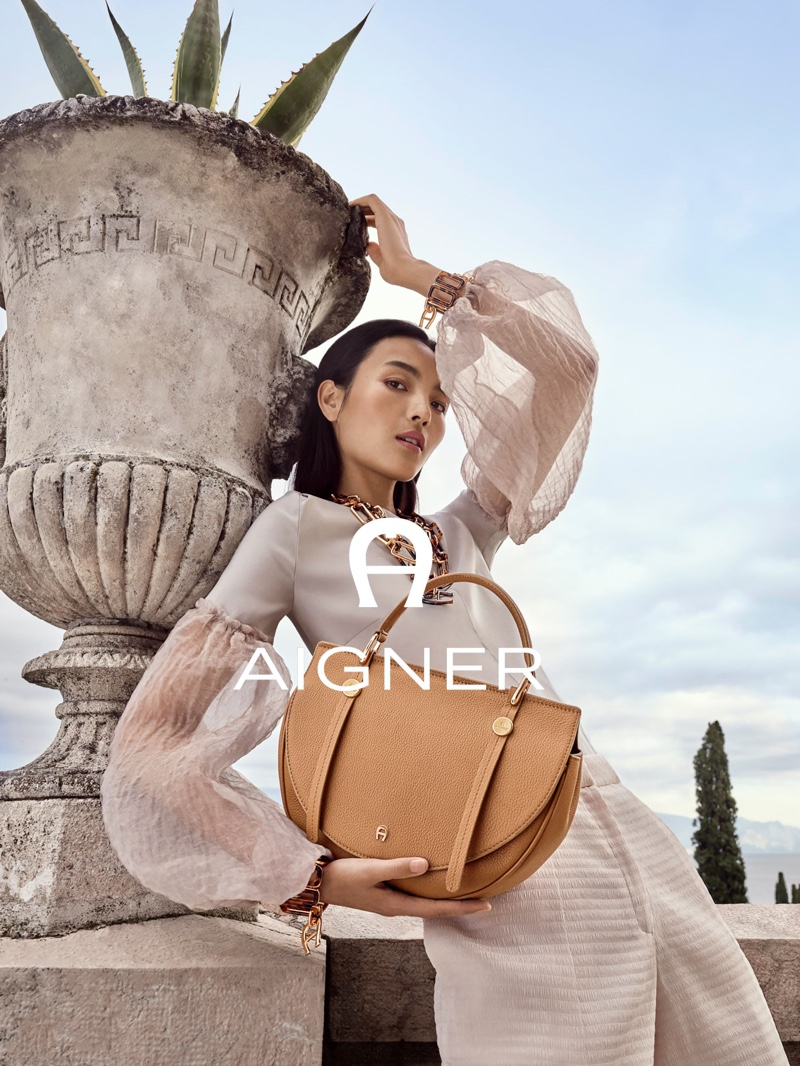 Aigner Spring/Summer 2020 Campaign by Andreas Ortner