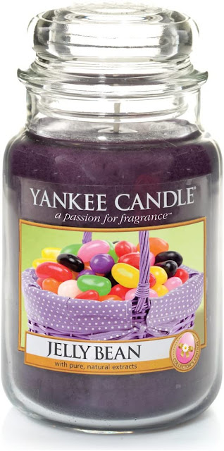 Yankee Jelly Bean Candle for Easter