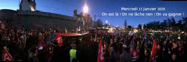 Mercredi 15 Janvier: MANIFESTATION AUX 1000 FLAMBEAUX ! ON EST LÀ !
