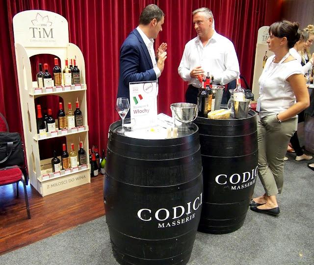 Międzynarodowy festiwal wina TiM w Luboniu