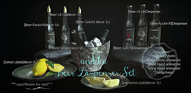 andika[Beer Dispenser Set}@Party People Fair