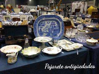 Porcelana de Pajarete Antiguedades