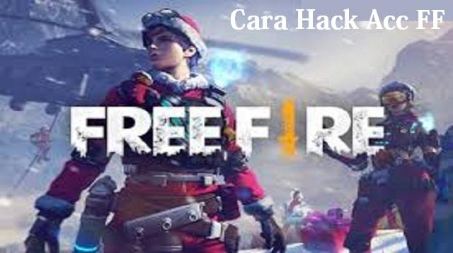 Cara Hack Acc FF
