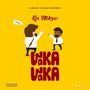 Koo Ntakra - Waka waka (Prod. By Qhola Beatz.)
