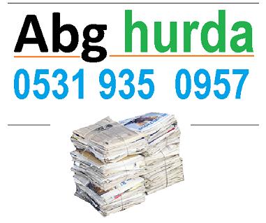 Anadolu Yakasi Hurda Kagit Alan Yerler 0531 935 0957 Karton